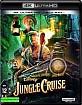 Jungle Cruise (2021) 4K (4K UHD + Blu-ray) (FR Import) Blu-ray