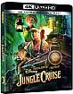 Jungle Cruise (2021) 4K (4K UHD + Blu-ray) (IT Import) Blu-ray