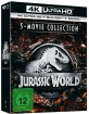 Jurassic World: 5 Movie Collection 4K (4K UHD + Blu-ray)