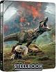 Jurassic World: El Reino Caído 3D - Edición Metálica (Blu-ray 3D + Blu-ray + Bonus DVD + UV Copy) (ES Import) Blu-ray