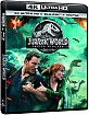 Jurassic World: El Reino Caído 4K (4K UHD + Blu-ray + UV Copy) (ES Import ohne dt. Ton) Blu-ray