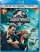 Jurassic World: Fallen Kingdom 3D (Blu-ray 3D + Blu-ray + Digital Copy) (US Import ohne dt. Ton) Blu-ray