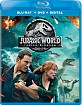 Jurassic World: Fallen Kingdom (Blu-ray + DVD + Digital Copy) (US Import ohne dt. Ton) Blu-ray
