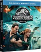 Jurassic World: Fallen Kingdom 3D (Blu-ray 3D + Blu-ray + UV Copy) (FR Import ohne dt. Ton) Blu-ray