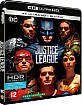 Justice League (2017) 4K (4K UHD + Blu-ray) (FR Import ohne dt. Ton) Blu-ray