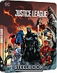 Justice League (2017) 4K - Illustrated Artwork Édition Boîtier Steelbook (4K UHD + Blu-ray) (FR Import ohne dt. Ton) Blu-ray