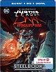 Justice League Dark: Apokolips War (2020) - Target Exclusive Steelbook (Blu-ray + DVD + Digital Copy) (US Import ohne dt. Ton) Blu-ray