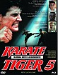 Karate Tiger 5 - König der Kickboxer (Limited Mediabook Edition) (Cover B) Blu-ray
