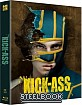Kick-Ass - Novamedia Exclusive Limited Edition NE 023 Lenticular Full Slip A Steelbook (KR Import ohne dt. Ton)