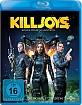 Killjoys - Space Bounty Hunters - Die komplette Serie