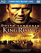 King Rising 2: Les deux mondes (Bluray + DVD)  (FR Import ohne dt. Ton) Blu-ray