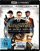 Kingsman: The Secret Service (2014) 4K (4K UHD + Blu-ray + UV Copy) Blu-ray