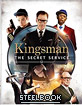 Kingsman: The Secret Service (2014) - KimchiDVD Exclusive Limited Edition Lenticular Steelbook (KR Import ohne dt. Ton) Blu-ray