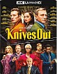 Knives Out 4K (4K UHD + Blu-ray + Digital Copy) (US Import ohne dt. Ton) Blu-ray