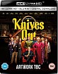 Knives Out 4K (4K UHD + Blu-ray + Digital Copy) (UK Import ohne dt. Ton) Blu-ray