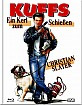 Kuffs - Ein Kerl zum Schießen (Limited Mediabook Edition) (Cover A) (AT Import) Blu-ray
