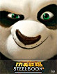 Kung Fu Panda 3D + Kung Fu Panda 2 3D - Blufans Exclusive Limited Lenticular Pack Edition (Blu-ray 3D + Blu-ray) (CN Import)