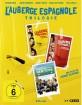 L'Auberge espagnole - Die Trilogie (3-Filme Set) Blu-ray