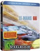Le Mans 66 – Gegen jede Chance (Limited Steelbook Edition) Blu-ray