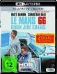 Le Mans 66 - Gegen jede Chance 4K (4K UHD + Blu-ray) Blu-ray