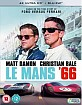 Le Mans '66 4K (4K UHD + Blu-ray) (UK Import) Blu-ray