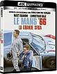 Le Mans '66 - La Grande Sfida 4K (4K UHD + Blu-ray) (IT Import) Blu-ray