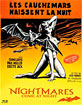 Les Cauchemars naissent la nuit - Nightmares Come at Night (Limited X-Rated Eurocult Collection #17) (Cover B) Blu-ray