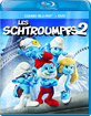 Les Schtroumpfs 2 (Blu-ray + DVD + Digital Copy) (FR Import ohne dt. Ton) Blu-ray