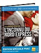 L'Inconnu du Nord-Express - FNAC Édition Spéciale Digibook (FR Import) Blu-ray