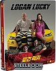 Logan Lucky (2017) - Plain Archive Exclusive Limited 1/4 Slip Edition Steelbook (Region A - KR Import ohne dt. Ton) Blu-ray