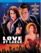 Love at Large (1990) (Region A - US Import ohne dt. Ton) Blu-ray