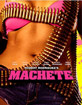 Machete (2010) - KimchiDVD Exclusive Limited Full Slip Type B Edition Steelbook (KR Import ohne dt. Ton) Blu-ray