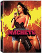 Machete (2010) - KimchiDVD Exclusive Limited Lenticular Slip Edition Steelbook (KR Import ohne dt. Ton) Blu-ray