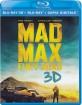 Mad Max: Fury Road (2015) 3D (Blu-ray 3D + Blu-ray + Digital Copy) (IT Import ohne dt. Ton) Blu-ray