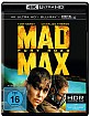 Mad Max: Fury Road (2015) 4K (4K UHD + Blu-ray + UV Copy) Blu-ray
