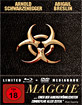 Maggie (2015) (Limited Mediabook Edition) (Blu-ray + DVD + UV Copy) Blu-ray