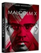 Malcolm X (1992) (Limited Mediabook Edition) (Cover A) Blu-ray