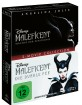 Maleficent - Die dunkle Fee + Maleficent 2: Mächte der Finsternis (2 Movie Collection)