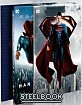 Man of Steel 3D - HDzeta Exclusive Gold Label Series Double Lenticular Steelbook …