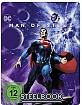 Man of Steel (Illustrated Artwork) (Limited Steelbook Edition) Blu-ray