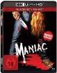 Maniac (1980) 4K (4K UHD + Blu-ray) Blu-ray