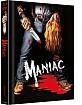 Maniac (1980) 4K (Limited Mediabook Edition) (Cover A) (4K UHD + 2 Blu-ray + Bonus Blu-ray + DVD + CD) Blu-ray