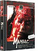 Maniac (1980) 4K (Limited Mediabook Edition) (Cover B) (4K UHD + 2 Blu-ray + Bonus Blu-ray + DVD + CD) Blu-ray