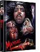 Maniac (1980) 4K (Limited Mediabook Edition) (Cover C) (4K UHD + 2 Blu-ray + Bonus Blu-ray + DVD + CD) Blu-ray