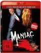 Maniac (1980) (Blu-ray + Bonus Blu-ray) Blu-ray