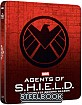 Marvel's Agents Of S.H.I.E.L.D.: The Complete Second Season - Zavvi Exclusive Steelbook (UK Import ohne dt. Ton) Blu-ray