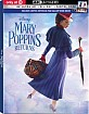 Mary Poppins Returns 4K - Target Exclusive Digibook (4K UHD + Blu-ray + Digital Copy) (US Import ohne dt. Ton)