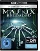 Matrix Reloaded 4K (4K UHD + Blu-ray) Blu-ray