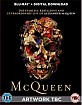 McQueen (2018) - Limited Edition Lenticular Sleeve (Blu-ray + DVD + Digital Copy) (UK Import ohne dt. Ton)