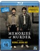 Memories of Murder (2003) Blu-ray